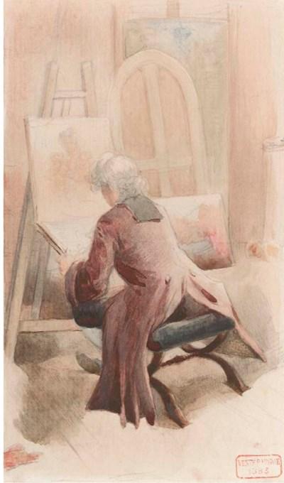 Charles Bargue (1826-1883)