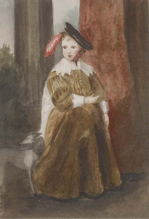 Louisa, Marchioness of Waterfo