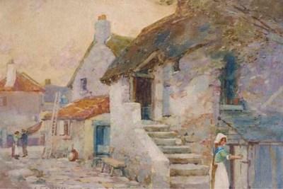Oswald Garside, R.I. (1879-194