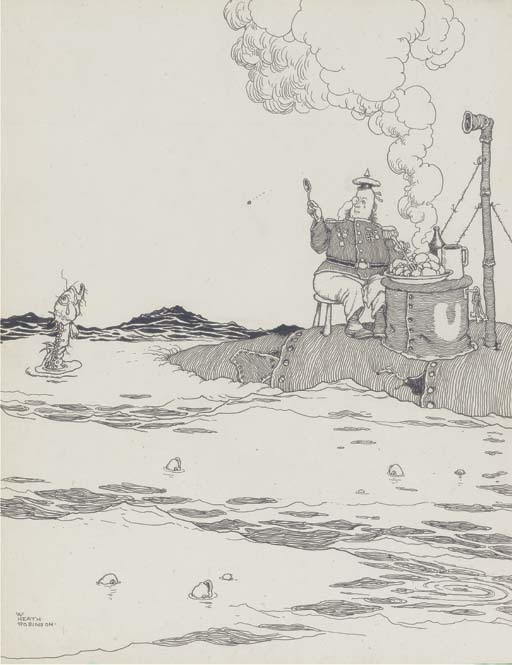 William Heath Robinson (1872-1