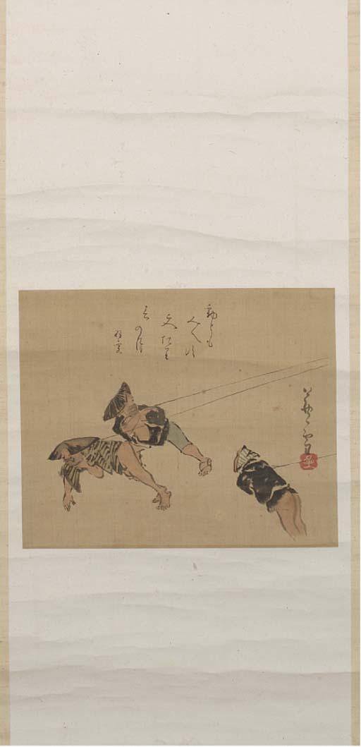 Manner of Nagasawa Rosetsu (17