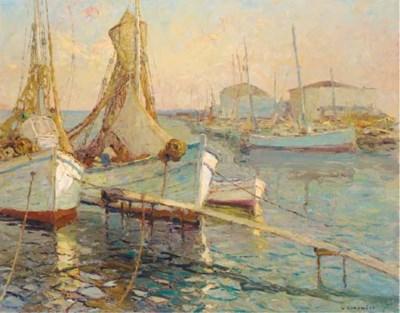 Louis Bonamici (1880-1966)