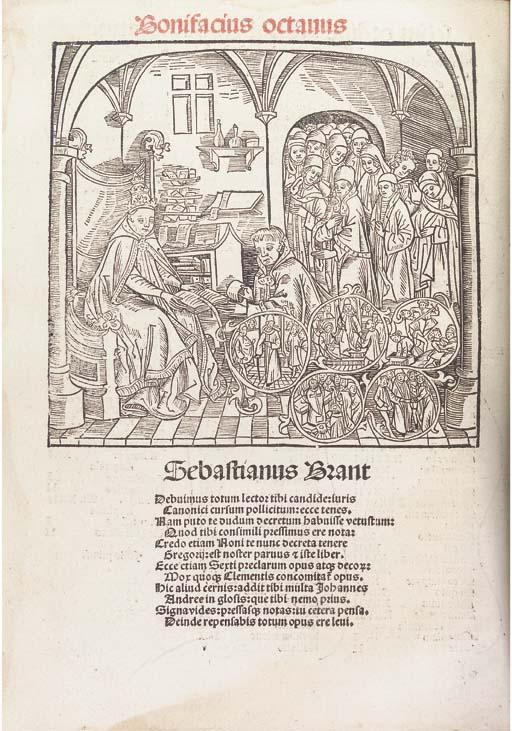 BONIFACIUS VIII (1235?-1303, P