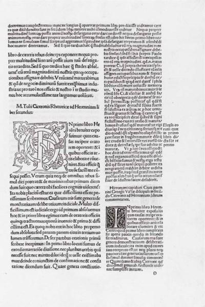 CICERO, Marcus Tullius (attrib