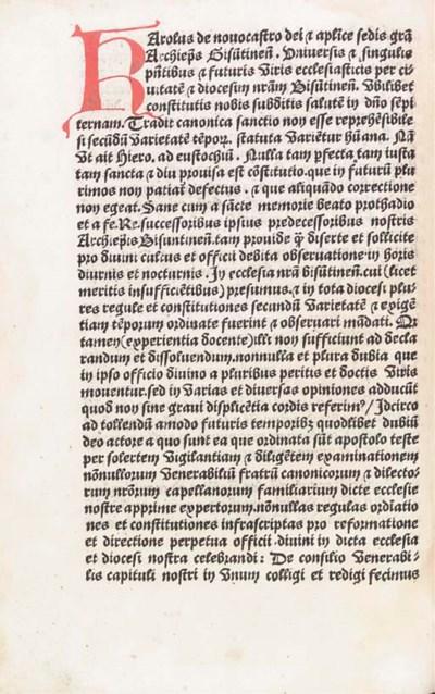STATUTES OF BESANÇON -- Statut