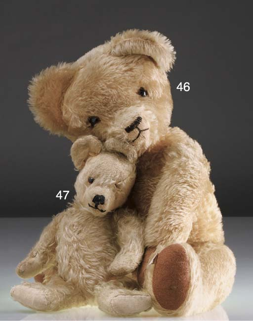 An Irish teddy bear