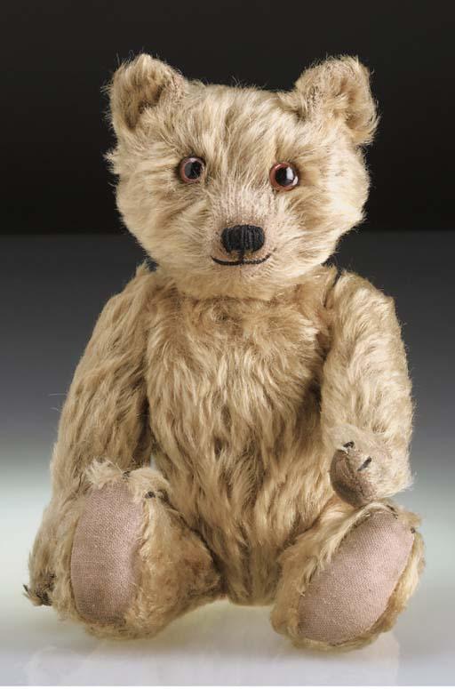 A fine Terry teddy bear