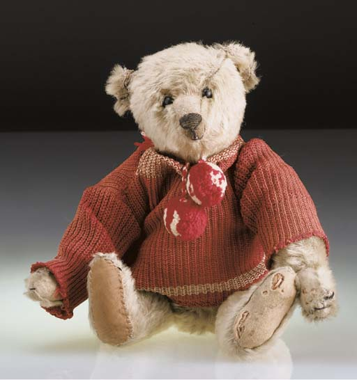 'Arthur', a Steiff teddy bear