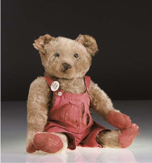 'Bingo', an American teddy bea