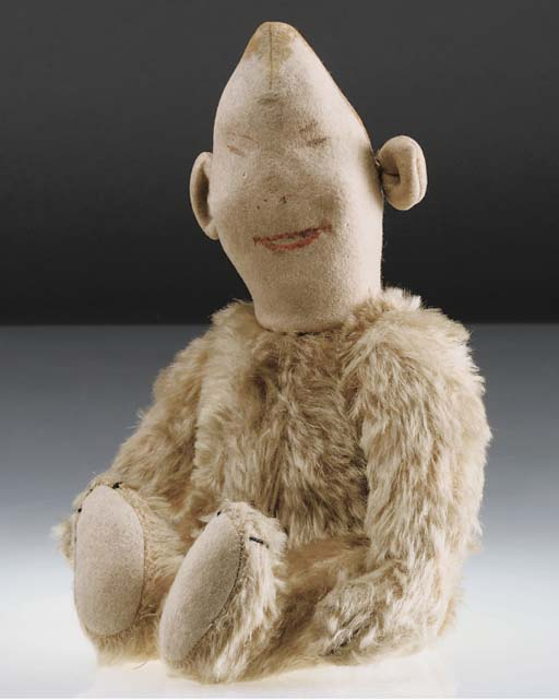 An American Billiken doll