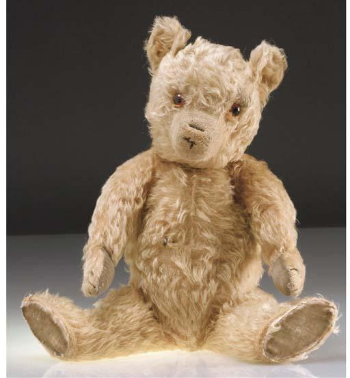 A Chiltern musical teddy bear