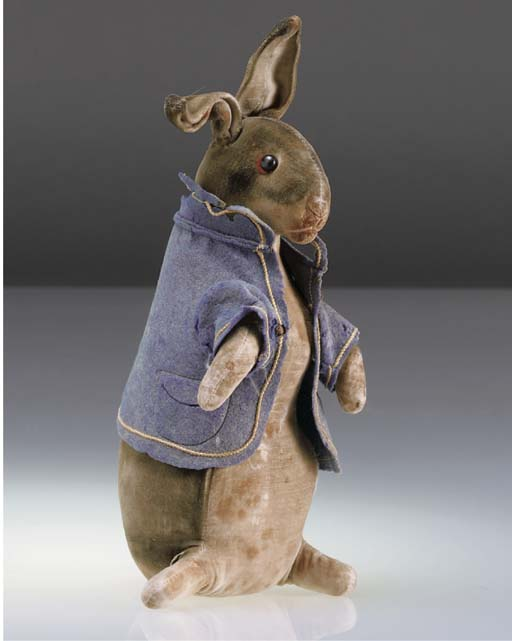 A Steiff Peter Rabbit