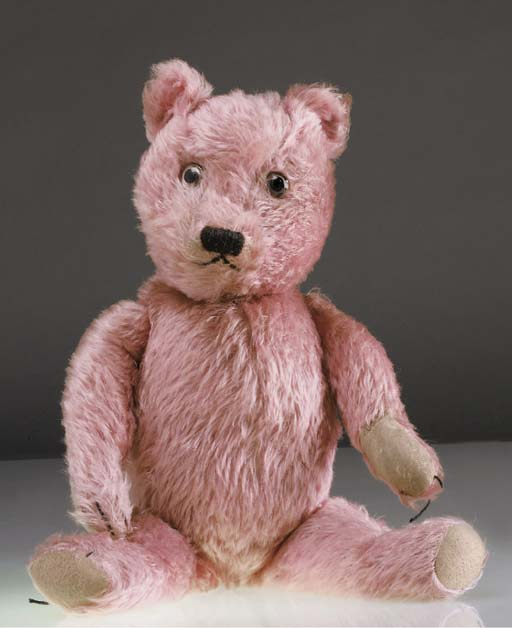 A rare Chiltern teddy bear