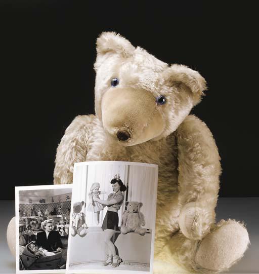 A M.G.M. movie star teddy bear
