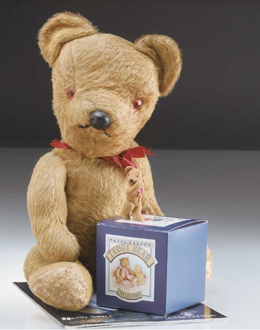 'Merton Bear', a Britsih teddy