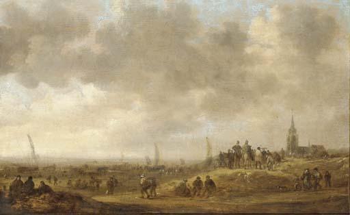 Circle of Jan Josefsz. van Goy