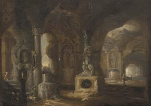 Attributed to Abraham van Cuyl