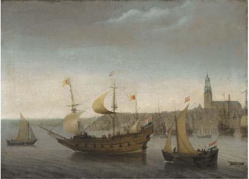 Abraham de Verwer (Amsterdam b