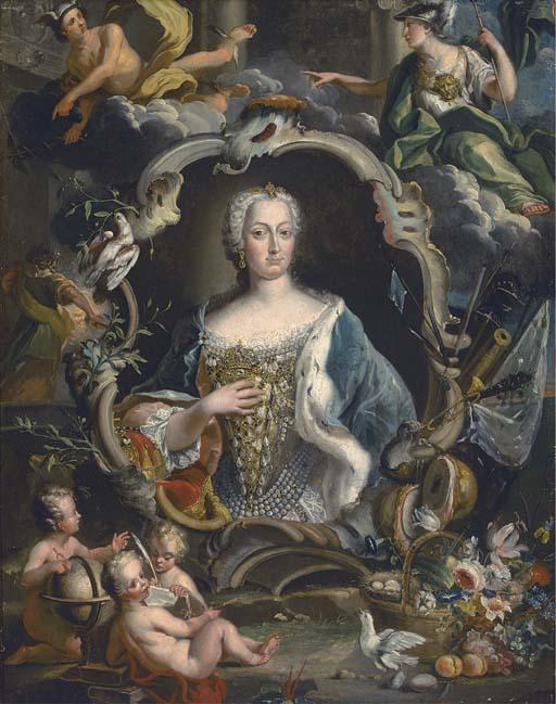 Nicolas van den Bergh (?Antwer
