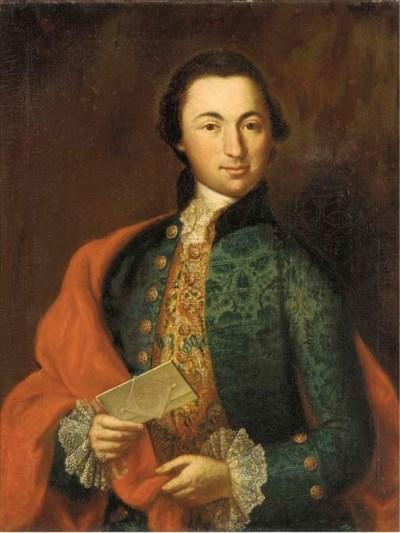 Andreas Hölzl (active c. 1776)