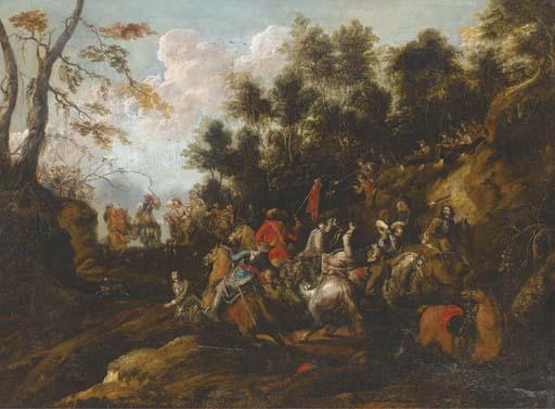 John Faber (La Haye 1660-1721