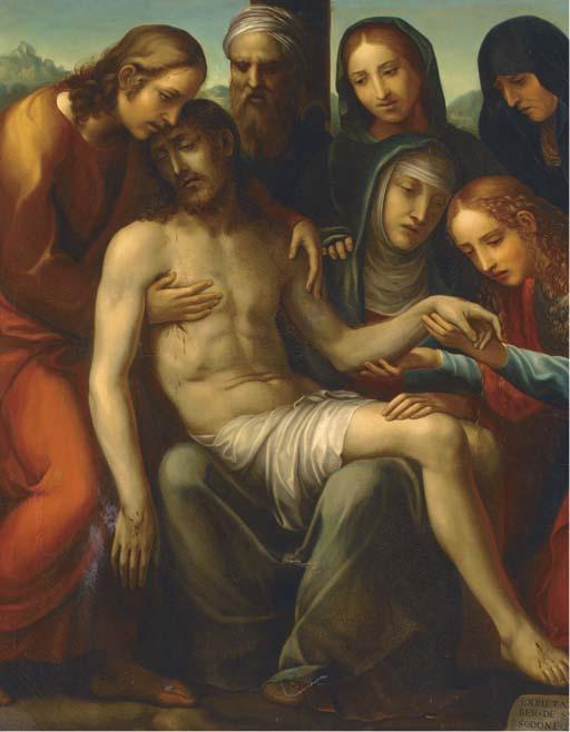 After Giovanni Antonio Bazzi,