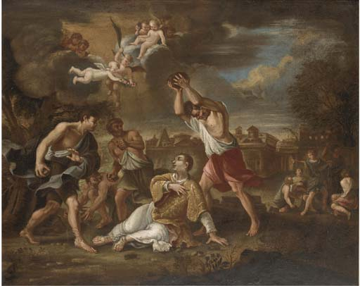 Cirlce of Filippo Lauri (Rome