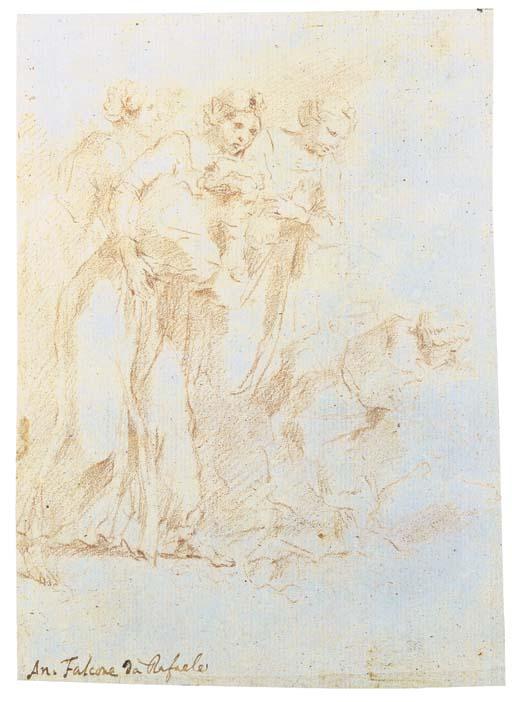 Aniello Falcone (Naples 1607-1