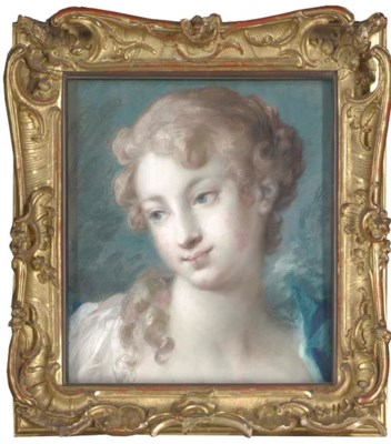 Attributed to Rosalba Carriera
