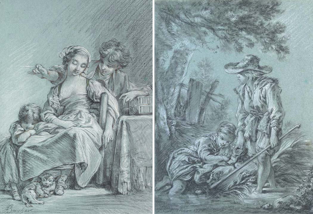Attributed to François Boucher
