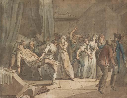 Louis Brion de la Tour (active