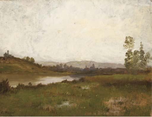 Léon Richet (Solesme 1847-1907