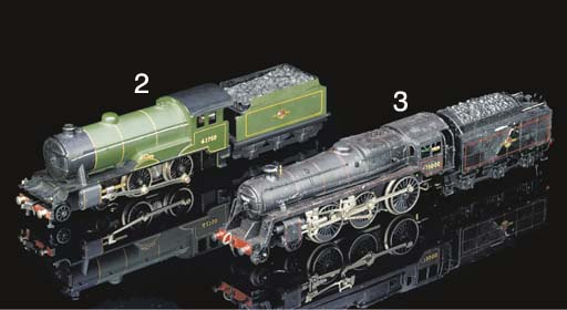 Trix Twin Locomotives