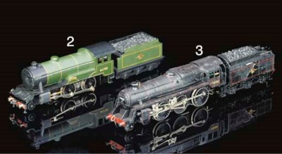 Trix Twin Locomotives
