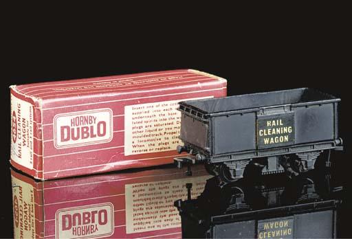 A  Hornby-Dublo Super Detail 4