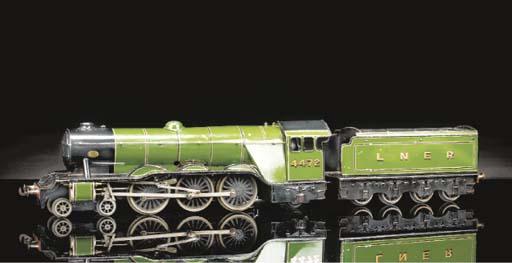 A Bassett-Lowke Electric LNER