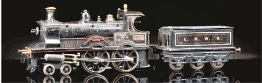 A Bing Gauge II spirit fired s