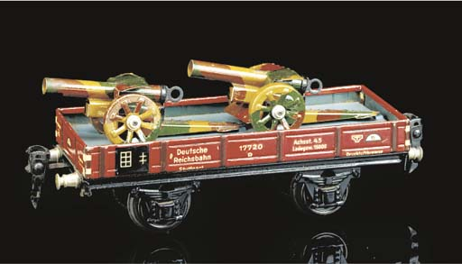 Märklin two-axle No. 1764G ope