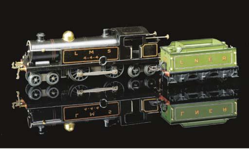 A Hornby Series No. 2 LMS Cloc