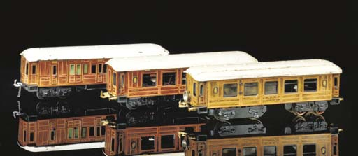 Bing O gauge electric Motorcar