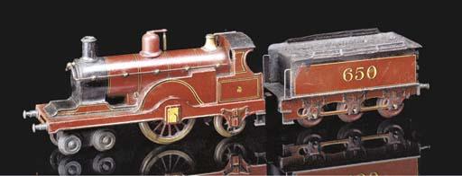 A Bing Electric MR 4-2-2 Locom