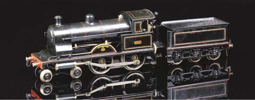 A Bing Spirit-fired Steam Blac