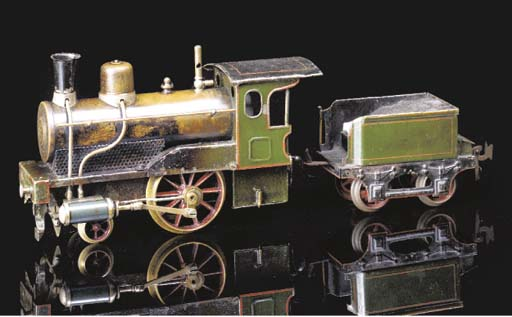 A Bing Spirit-fired Steam 2-2-