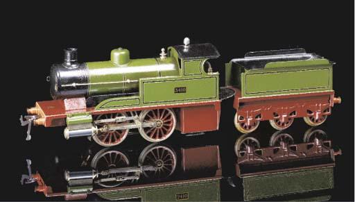 A Bing spirit-fired steam GW 0
