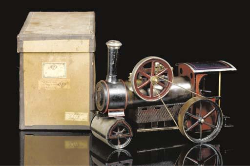 A Bing spirit-fired steam roll