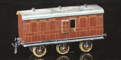 A Märklin 26cm. three-axle MR