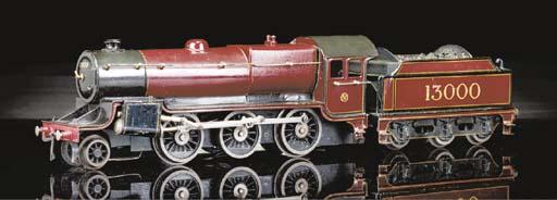 A Bassett-Lowke Electric 2-6-0