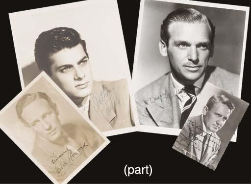 Male Film Stars
