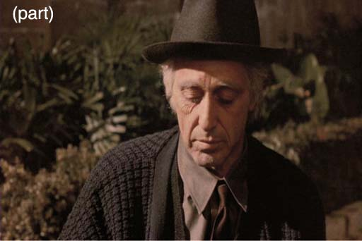 Al Pacino/The Godfather: Part