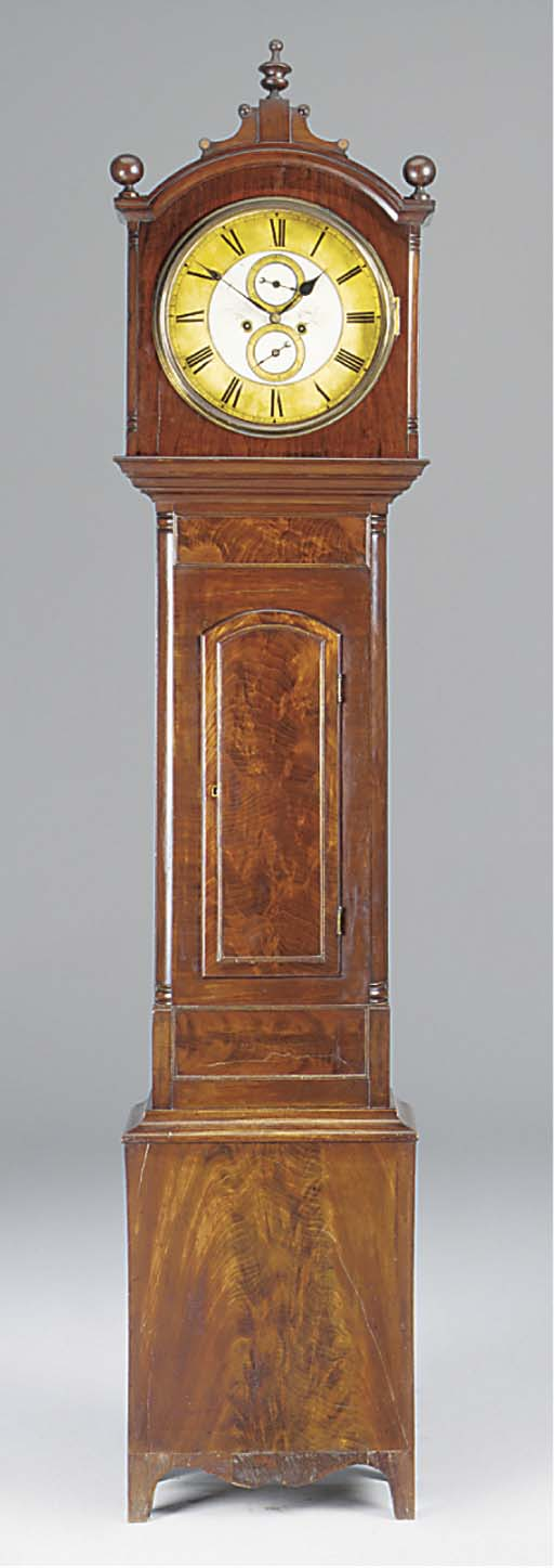 A William IV Scottish mahogany